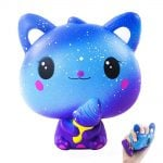 Squishy gato, squishy hamburguesa gato, squishy amazon, gato antiestres
